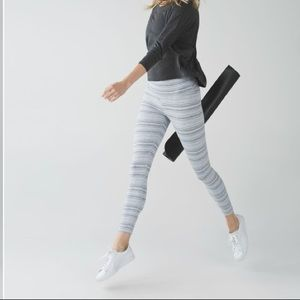 Lululemon High Times Leggings Pant Silver Fox 2